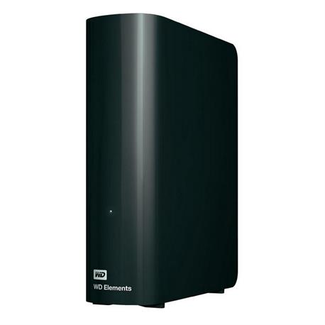 "DISCO DURO EXTERNO USB 3.0 3,5"" WESTERN DIGITAL ELEMENTS 2 TB"