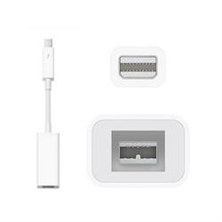 ADAPTADOR APPLE THUNDERBOLT A FIREWIRE