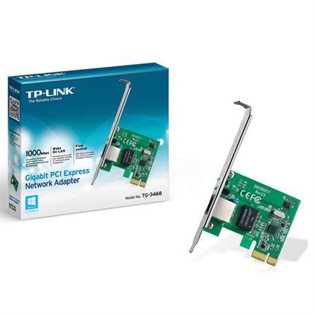 TARJETA RED TP-LINK PCI EXPRESS GIGABIT