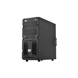 CAJA SEMITORRE COOLER MASTER K-SERIES RC-K350 S/FTE ATX USB 3.0 NEGRA