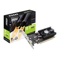 TARJETA GRAFICA MSI NVIDIA GT 1030 0C 2GB DDR5