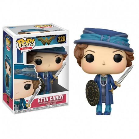 POP DC WONDERWOMAN ETTA CANDY
