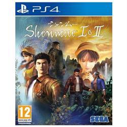 JUEGO SHENMUE 1 Y 2 PS4