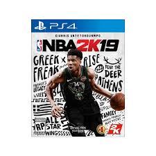JUEGO NBA 2K19 PS4