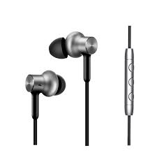 XIAOMI AURICULARES MI IN-EAR HEADPHONES BASIC BLACK (NEGRO)