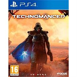 JUEGO PS4 THE TECHNOMANCER