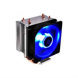 DISIPADOR CPU MULTIZOCALO DEEP GAMING DEEP TWISTER 3 LED AZUL
