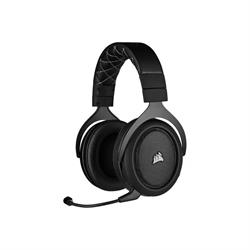 AURICULARES GAMING CORSAIR HS70 PRO WIRELESS 7.1 PC PS4 CARBON