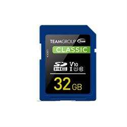 TARJETA MEMORIA SD SDHC 32GB TEAMGROUP UHS1