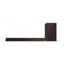 BARRA DE SONIDO 2.1 PHILIPS TAB7305 300W BLUETOOTH HDMI OPTICAL AUX SUBWOOFER INALAMBRICO
