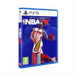 JUEGO PS5 NBA 2K21
