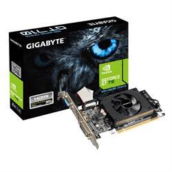 TARJETA GRAFICA GIGABYTE NVIDIA GT 710 2 GB