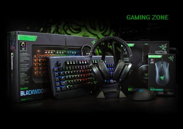Gaming - Digital Life Distribuidor Oficial Razer
