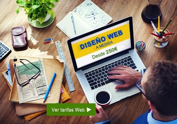 Diseño Páginas Web - Digital Life Melilla